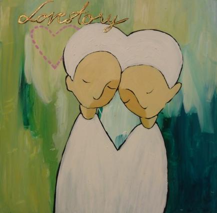 Lovestory/Milla Karppinen