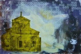 Keltainen talo/Milla Karppinen